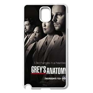 Grey's Anatomy DIY Case Cover for Samsung Galaxy Note3 N9000,Grey's Anatomy custom case cover