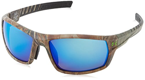 (Under Armour Men's Ranger (ansi) Rectangular, Realtree Pattern 62 mm)