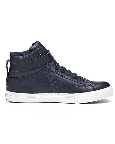 Converse - Zapatillas para hombre azul marino