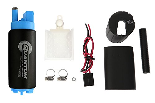 QFS-341FT 340LPH Racing Performance Intank Fuel Pump with Installation Kit