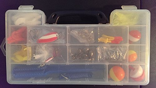 137-Piece Tackle Kit by Maurice Sporting Goods