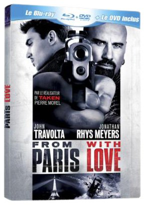 From Paris With Love - Édition Blu-Ray+ Dvd