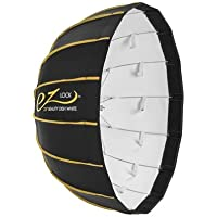 Glow EZ Lock Collapsible White Beauty Dish (25)