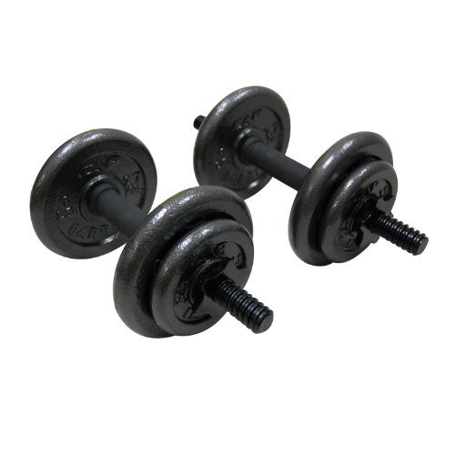 Dumbbells Products : CAP Barbell Adjustable Dumbbell Set (40 Pounds)