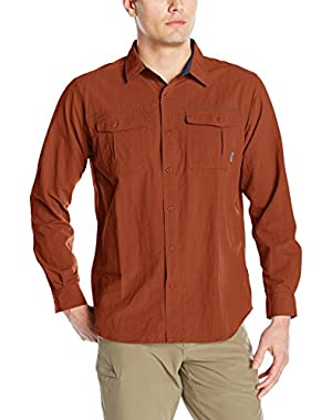 Twisted Divide Long Sleeve Shirt