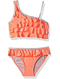 Girls' Flamingo Foil 2pc