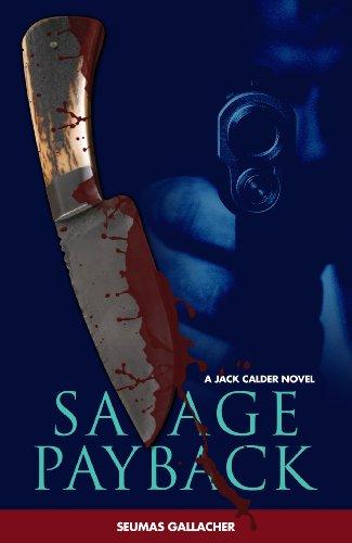VENGEANCE WEARS BLACK (Jack Calder Crime Series #2), page 1