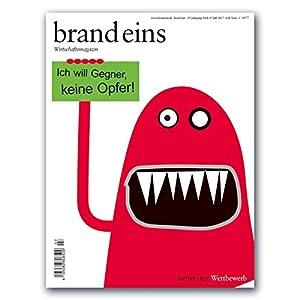 brand eins audio: Wettbewerb Audiomagazin