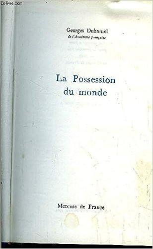 LA POSSESSION DU MONDE EBOOK DOWNLOAD