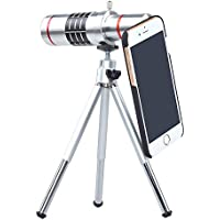 Apexel HD iPhone Lens Telephoto Camera Lens Kit with Mini Tripod for iPhone 7