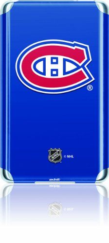 (Skinit Protective Skin Fits iPod Classic 6G (NHL MONTREAL CANADIANS) )
