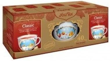 Pack Infusiones Yogi Tea+Taza 1 Pack de Yogi Tea: Amazon.es: Salud ...