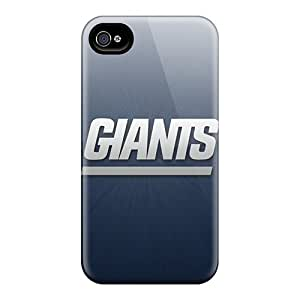 Shockproof Hard Cell-phone Cases For Iphone 4/4s (okK2365KCtu) Custom HD New York Giants Skin