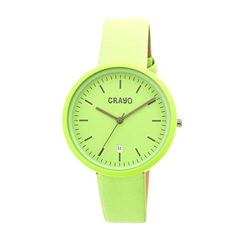 crayo-cr2406-easy-watch-lime-38mm-japanese-quart