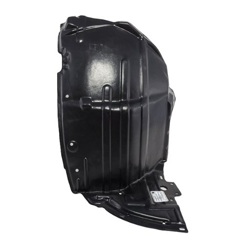 CarPartsDepot, Right Passenger Side Front Fender Liner Splash Shield Sedan 4-Dr, 378-23142-12 IN1249102 63844AM600