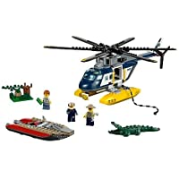 LEGO CITY Helicopter Pursuit - 60067.