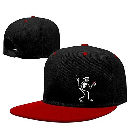Price comparison product image Social Distortion Unisex Cotton Adjustable Plain Hat One Size