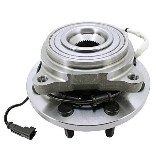 (WJB WA515162 Front Wheel Hub Bearing Assembly Replace Timken HA590628 Moog 515162 SKF BR930553)