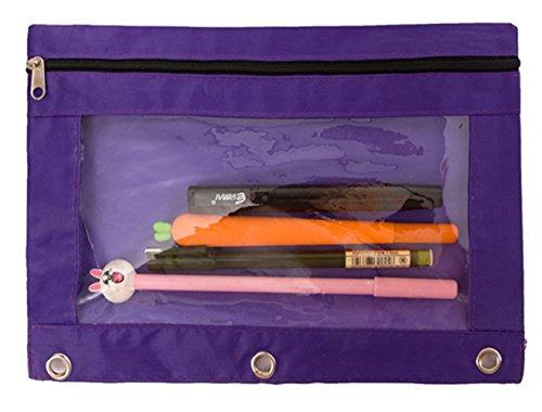 1 Fabric Zipper Pocket - 2