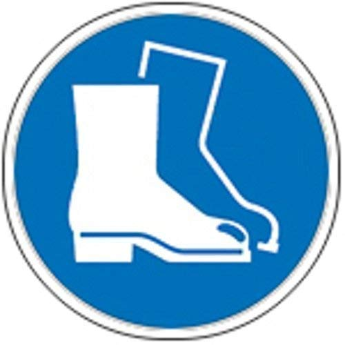 Cartel Mandamiento caracteres según ISO 7010 - Soporte para ...