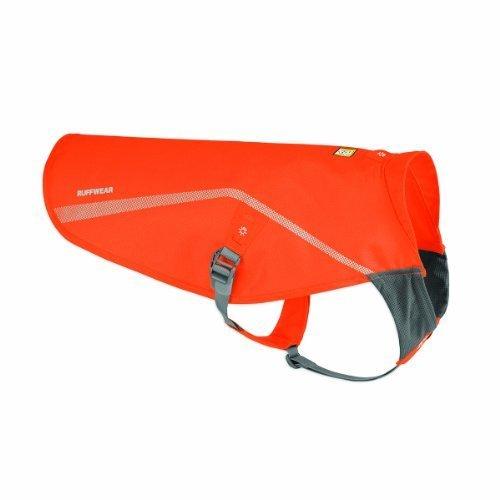 - Ruffwear Track Jacket for Pets, Large/X-Large, Blaze Orange by Ruffwear, Inc.