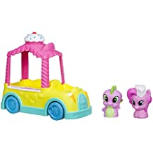 Playskool Friends My Little Pony Pinkie Pie Roll 'n Ring Cupcake Truck