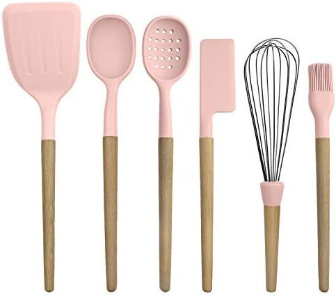 Country Kitchen Silicone Utensil Rounded