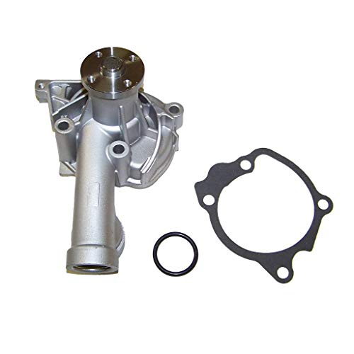 Laser Engine Water Pump - DNJ WP114 Water Pump for 1982-1994 / Dodge, Eagle, Mitsubishi, Plymouth/Champ, Colt, Eclipse, Laser, Mirage, Talon / 1.6L, 1.8L / SOHC / L4 / 8V / 107cid, 98cid / VIN 3, VIN B, VIN F, VIN T