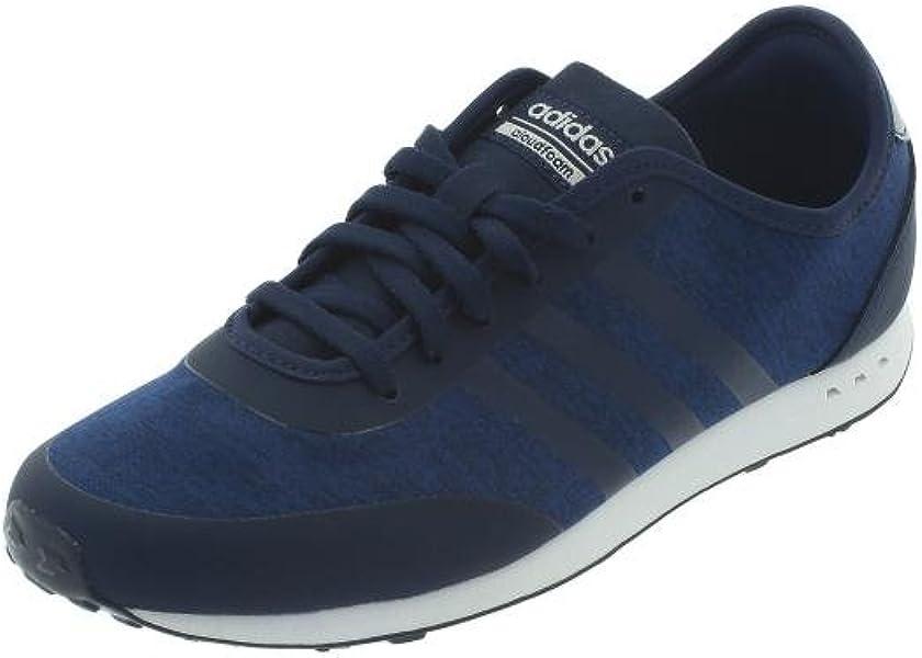 buy online 44e12 8449a adidas Damen Cf Style Racer Tm W Fitnessschuhe, Blau  (MaruniMaruniPlamet), 36 EU Amazon.de Schuhe  Handtaschen