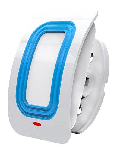 Techly I-BELL-RING-PIR Sensor infrarrojo pasivo (PIR) Inalámbrico Techo