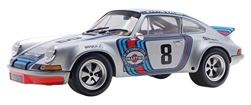(Solido S1801104 1974 Porsche 911 RSR 2.7 Targa Florio Die-Cast Model, 1:18 Scale)