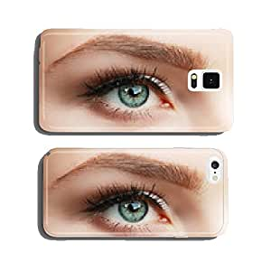 green eye cell phone cover case iPhone5