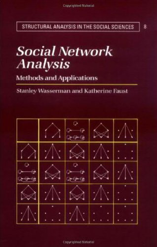 Download Social Network Analysis: Methods and Applications (Structural Analysis in the Social Sciences) Pdf