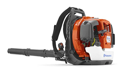 Husqvarna 360BT Refurbished 65.6cc 2-Cycle Gas 631 CFM 232 MPH Backpack Blower