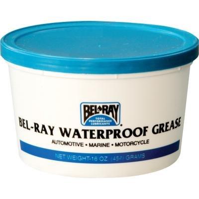 (Bel-Ray Waterproof Grease - 16oz. Tub 95000-TB16)