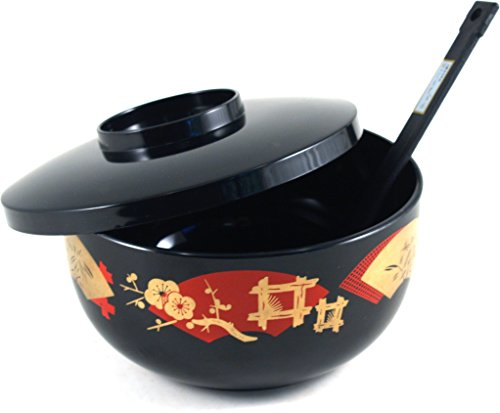japanese rice bowl with lid - 9