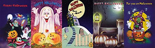 Assorted Halloween Greeting Cards 30 -
