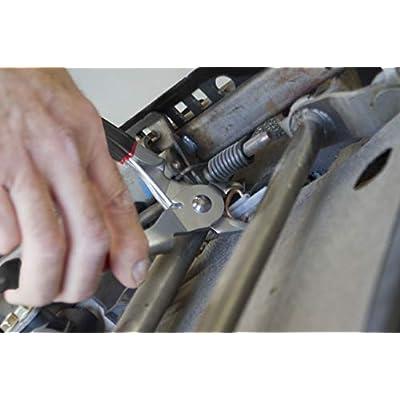 Lisle 61410 Angled Hog Ring Pliers: Automotive