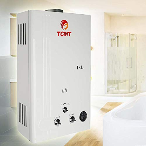 Tengchang 4.8GPM 18L Tankless LPG Liquid Propane Hot Water Heater Gas House Instant Boiler