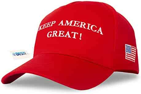 Make America Great Again Donald Trump USA Cap Adjustable Baseball Hat