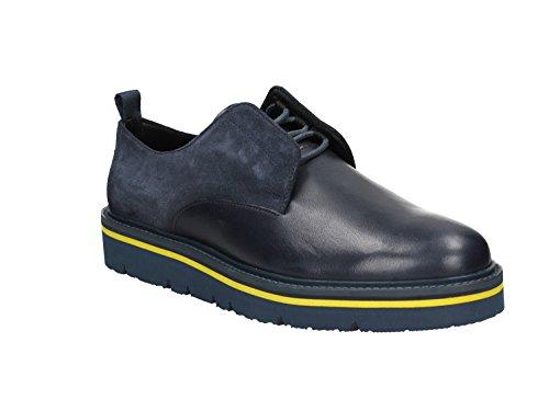 Armani 935131 Scarpe Stringate Jeans Uomo rwrq1gOx