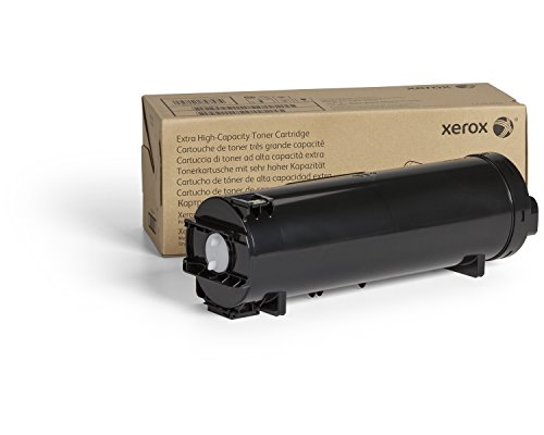 Genuine Xerox Black Extra High Capacity Toner Cartridge (106R03944) - 46,700 Pages for use in VersaLink B600/B605/B610/B615