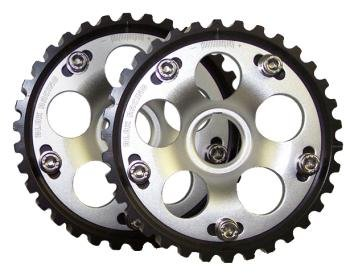 BLOX ADJUSTABLE CAM GEARS H-SERIES DOHC H23A (2.3L DOHC ) (Dohc Cam Gears Series)