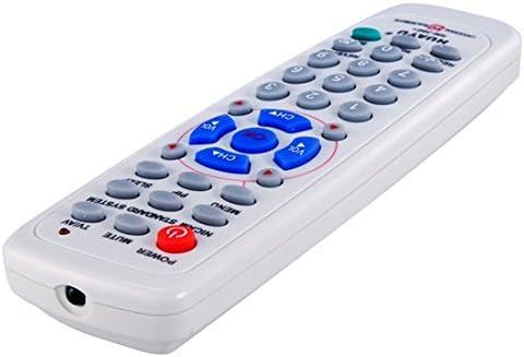 HUAYU RM-36E + Univeral TV Control remoto (blanco): Amazon.es: Hogar