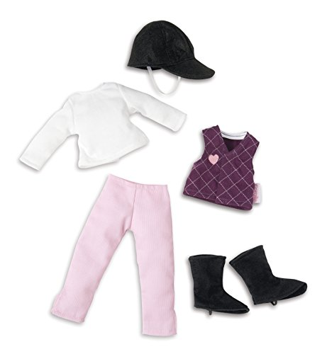 Corolle Miss Corolle Les Cheries Equestrienne Set...NEW