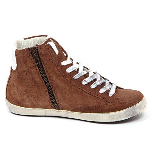 Shoe Boy Brown E1572 Garcons Kid Scarpe Philippe Bimbo Marron Model Sneaker Z7acKS0W