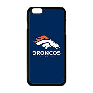 "The logo of NFL for Apple iPhone 6 Plus 5.5""Black Case Hardcore-3"