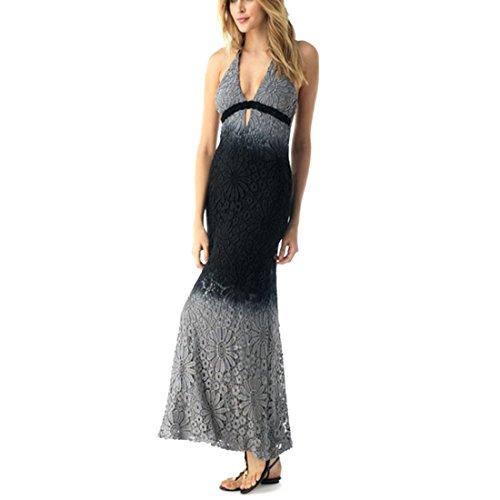 Dip Dye Maxi Dress - 6