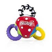 Nuby Twistaball Teether Toy