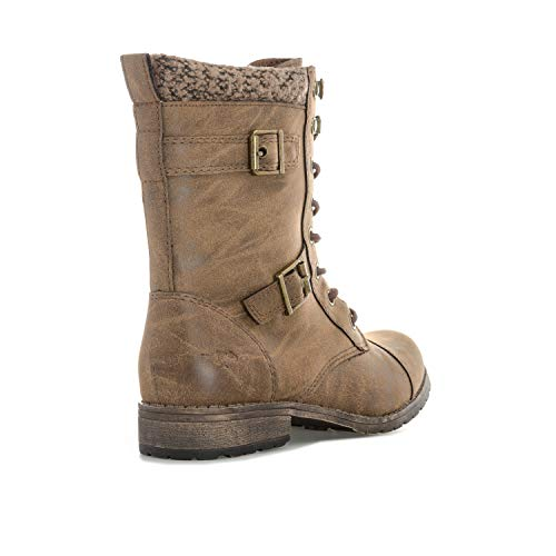 Rocket Dog Femme Marron Billie Boots wPwqSa